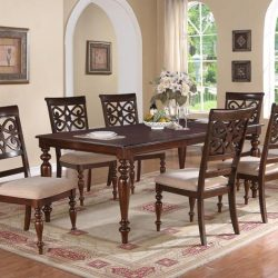 Crownmark-Aurora-Dining-Table-Set