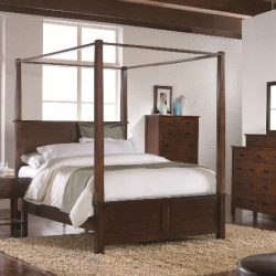 Crownmark-Canopy-Carey-Bedroom-Group