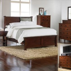 Crownmark-Carey-Panel-Bedroom-Group